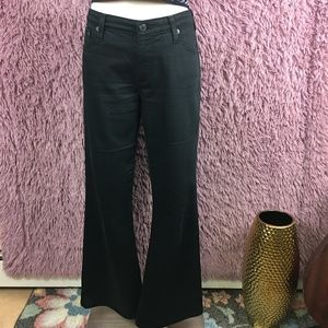 Adriano Goldschmied Black Bootcut Jeans ~ 30R